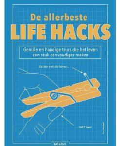 De Allerbeste Life Hacks deltas cadeauboek dan marshall