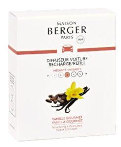 Lampe Berger Auto Diffuser - Vanilla Gourmet Navulling