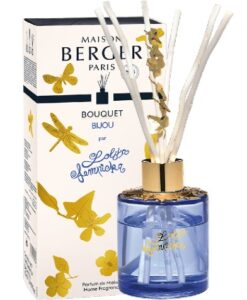Lampe Berger Geurstokjes Parfumverspreider Lolita Lempicka Bouquet Bijou Paars verpakking doos