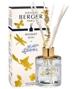 Lampe Berger Geurstokjes Parfumverspreider Lolita Lempicka Bouquet Bijou Transparant met doos