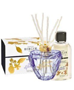 Lampe Berger Geurstokjes Parfumverspreider Lolita Lempicka Premium Paars doos verpakking navulling huisparfum