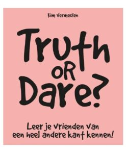 Truth Or Dare_ kim vermeulen bbnc uitgevers boek voorkant