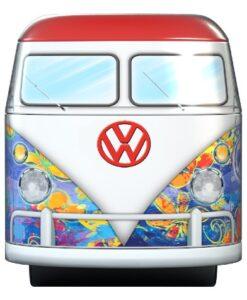 Volkswagen Puzzel Tin Box 550 stukjes blik vw eurographics wave hopper voorkant
