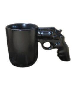 Invotis Mini Pistoolmok Espresso Gun Mug