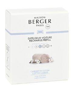 Lampe Berger Auto Diffuser - Cotton Caress Navulling