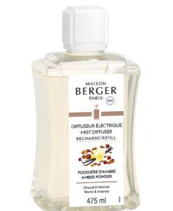 Lampe Berger Diffuser Navulling - Amber Powder 475ml