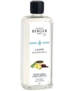 Lampe Berger Navulling - Imperial Green Tea 1L
