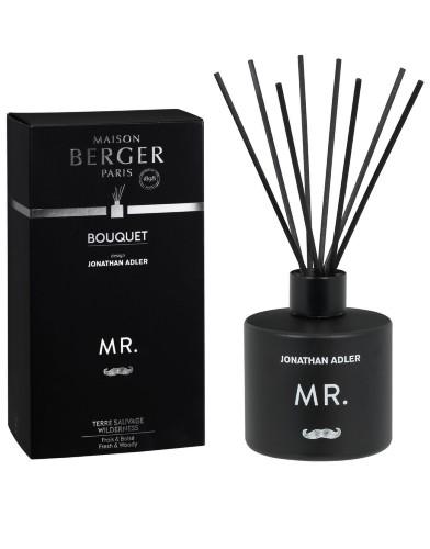 Lampe Berger Geurstokjes Parfumverspreider Jonathan Adler Mr.&Mrs. Collectie – Mr. Sauvage Wilderness doos